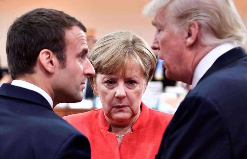 美媒:特朗普执政三年,美国全球影响力消退