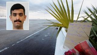 FBI将美海军基地枪击案定性恐怖主义行为 调查其他在训沙特人