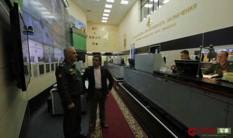俄核武库指挥中心曝光 用200吨当量TNT爆炸测试大门