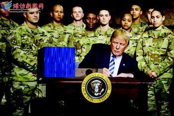 美2020年《国防授权法案》涉台  美战略重心或再归亚太