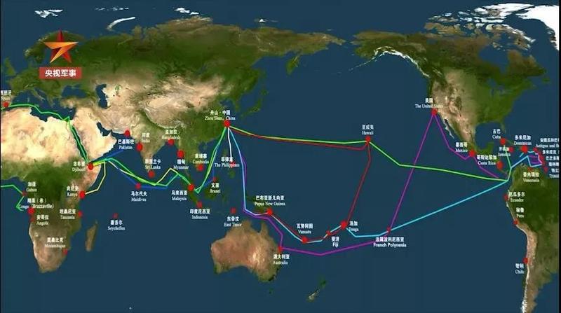 一封用尿布写的信:中国海军这艘舰船故事超乎