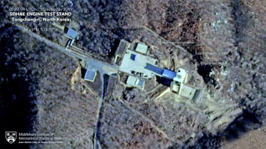 朝鲜宣布:13日在西海卫星发射场再次进行重大试验