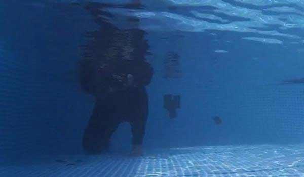 美军测试超空泡水下子弹 可从水底击沉敌方船只