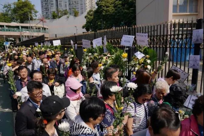 香港七旬老伯被砸死案:被捕5人全获保释 元凶仍在逃