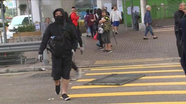 """笑了!香港暴徒想搞""""黄色经济圈"""",还想搞""""核弹""""......"""