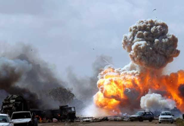 地面战事僵持 利比亚两大势力能否谈判?