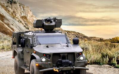 以色列向黑山出售遥控武器站