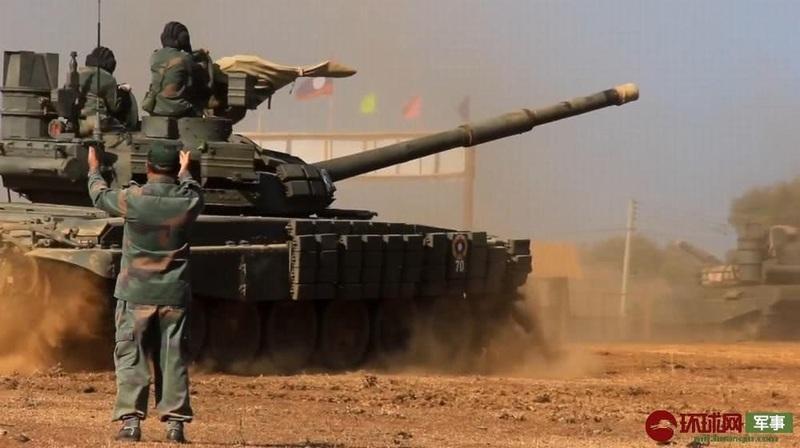 這中國鄰國坦克部隊鳥槍換炮 從T-34直接換裝T-72!