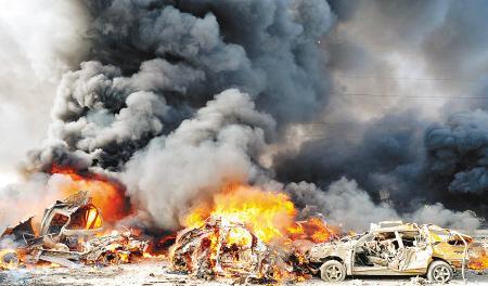 敘利亞東北部發生爆炸襲擊 5人喪生