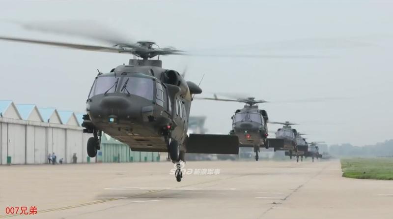 上山下海你是主力!南部战区空突旅列装直20直升机