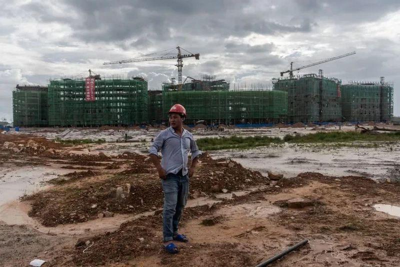 """中国在柬埔寨丛林修军用机场?其实是美媒的""""大型翻车现场"""""""