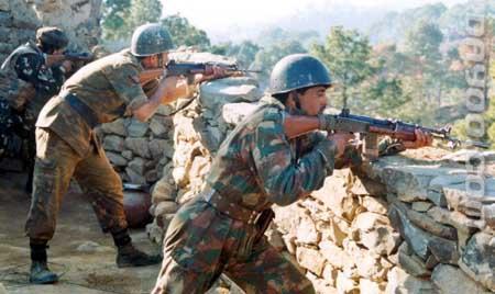 印巴在克什米尔再次交火导致4人死亡!