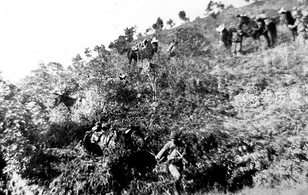 倔强:抗战不幸被俘虏的中国少年兵