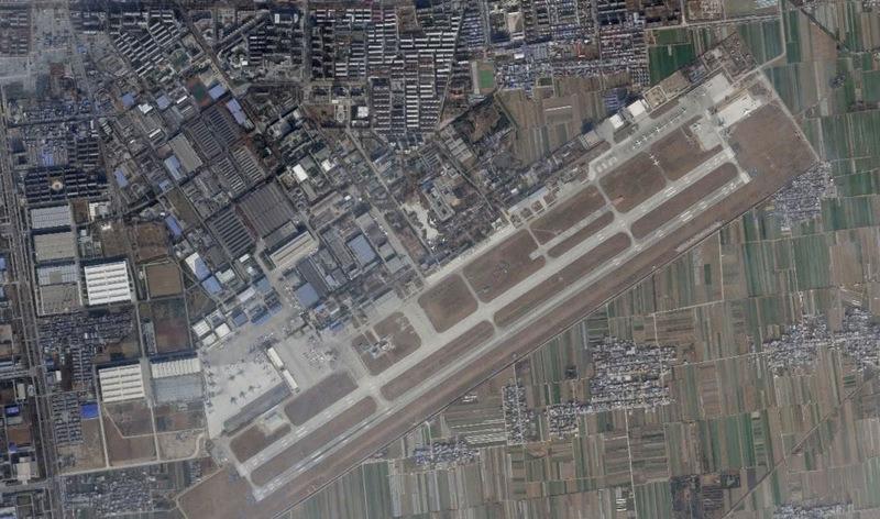 最新商业卫星照片中停在西飞的运20数量,引起外媒注意