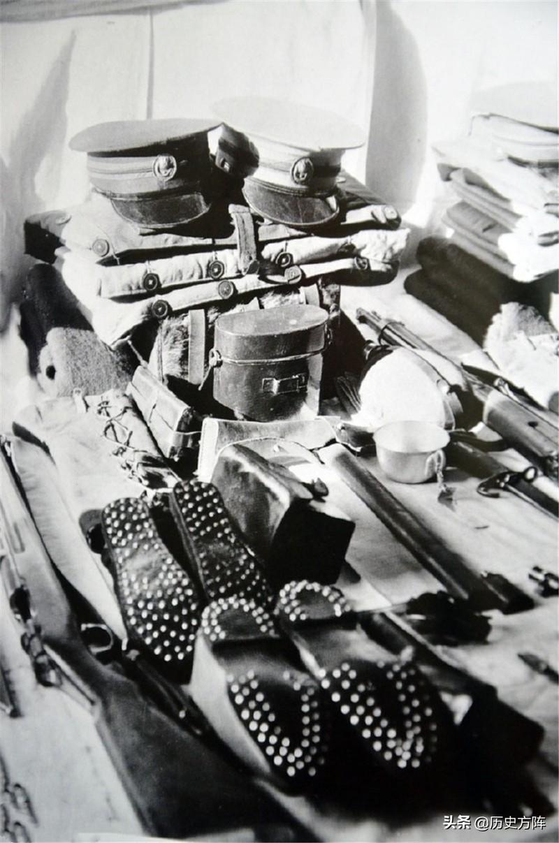 清末新军老照片:军容严整 武器装备完全不输欧洲列强