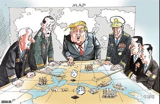 特朗普对伊朗发出最新恐吓 提到一个神秘数字