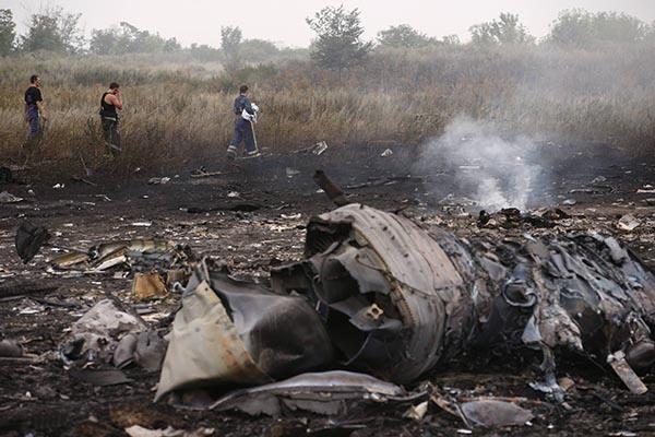 乌克兰内政部:客机坠毁事故具体原因由伊朗确定