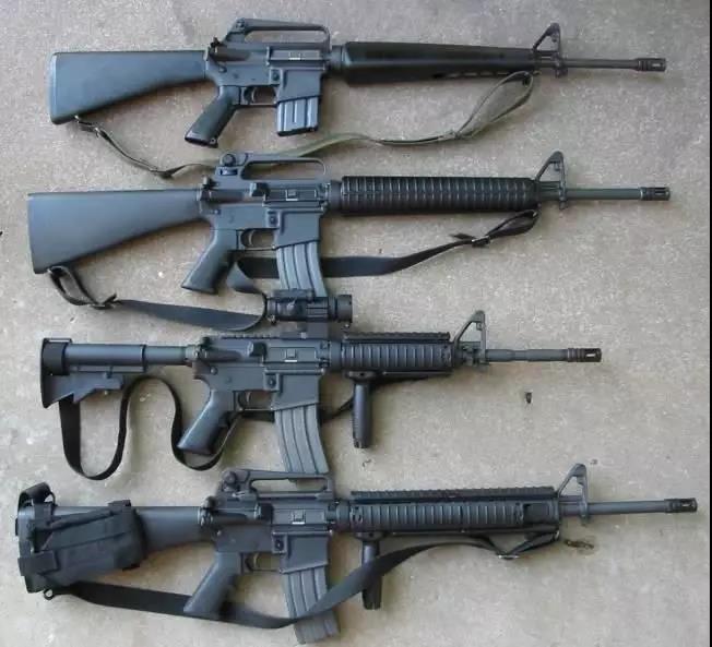"""美国陆军又要买M16A4?这得从火烧东京的""""鬼畜李梅""""说起"""