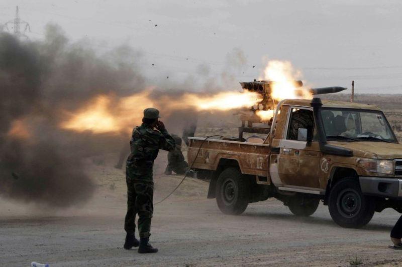 利比亚内战双方分别奔赴莫斯科,普京断言:局势不妙