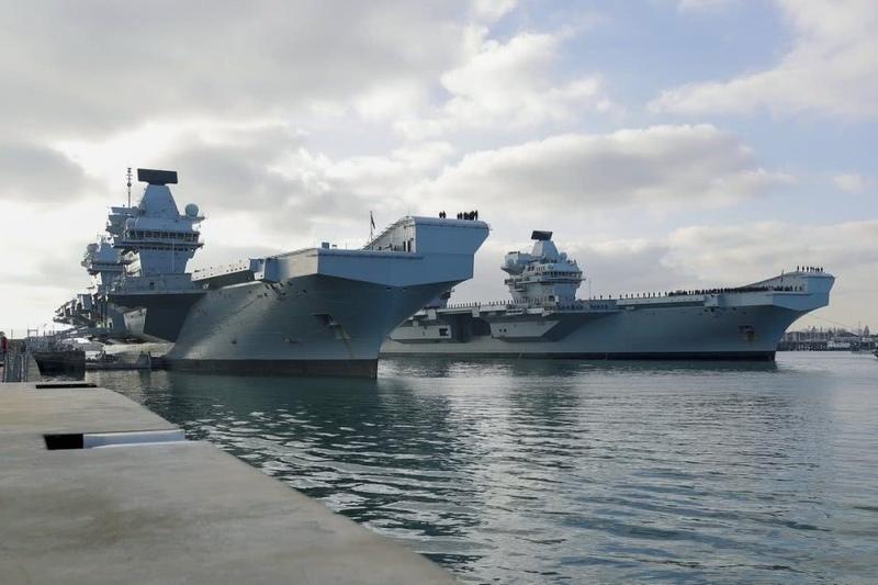 英国专家:中国航母还不如英国 但等有了弹射器和歼20……