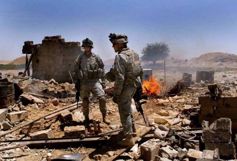 美军若入侵伊朗就要吃苦头,毕竟它不是对面的伊拉克