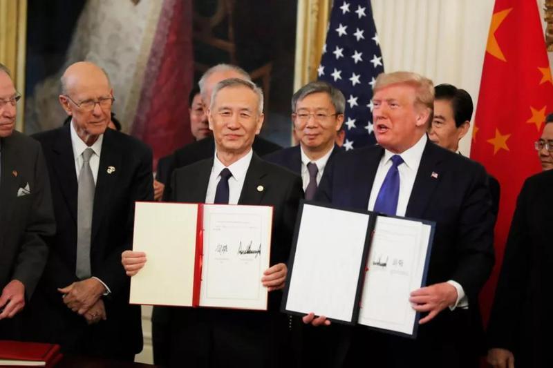 中美协议签了啥?人民日报这篇文章说明白了