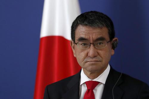 日本防相:自卫队绝不会介入中东地区军事行动