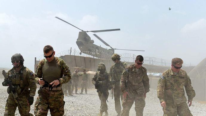 俄媒:美突然削减驻阿美军,背后必然有不可告人的秘密