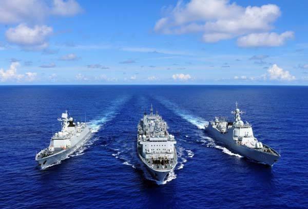美国国会大放厥词:2035年中国海军将成为世界的威胁