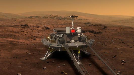 我国火星探测进展如何?副总设计师的回答斩钉截铁