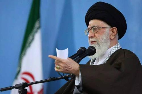 哈梅内伊警告英法德:你们只是美国傀儡,无法屈服伊朗