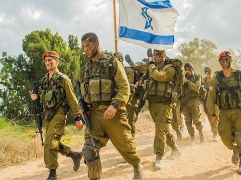 以色列对圣城旅发动猛攻,伊军丢盔弃甲、携密外逃!