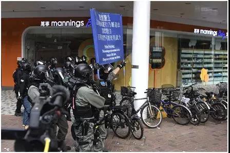 """香港暴徒绝望感叹""""输了"""":再不上班就没钱生活了!"""