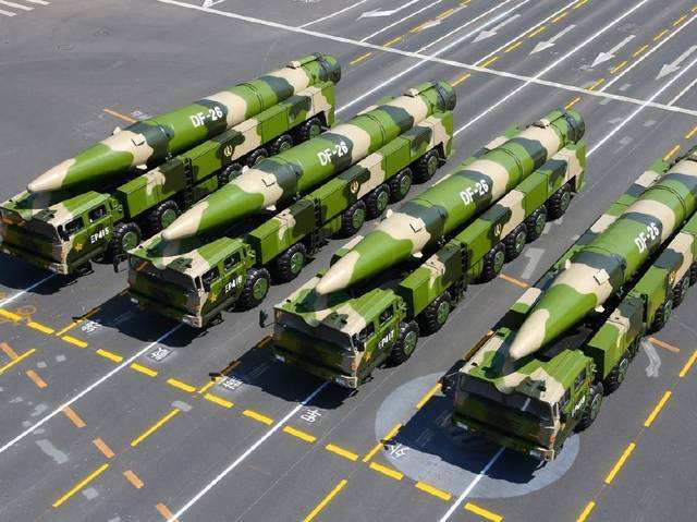 中国核武目前不如美俄 普京发话:将极力伸出援手