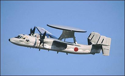 日本航空自卫队前高官泄露E-2D预警机情报被捕,内幕惊人