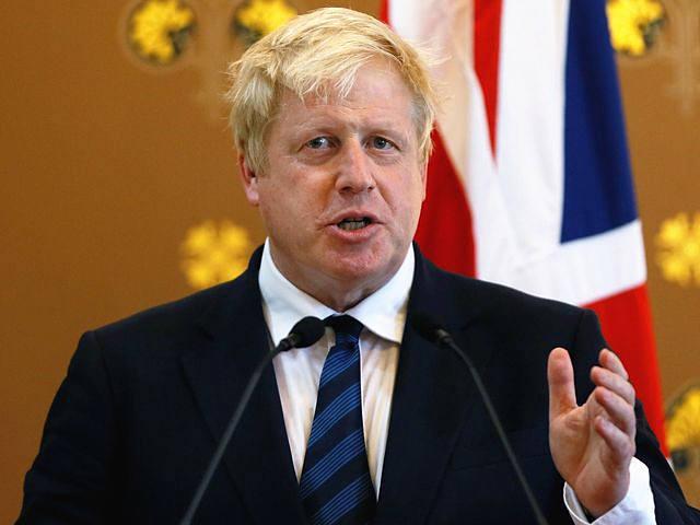 """英国首相""""急了"""":这事儿我得跟美国好好谈谈!"""
