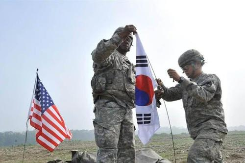 """军费争执伤了美日韩同盟,""""塑料""""兄弟情功亏一篑"""