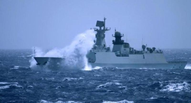 一张照片流出 显示我军在测试新装备 代表中国将造传闻中武器?