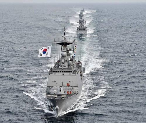 中东告急!韩国突然将清海部队开赴霍尔木兹海峡