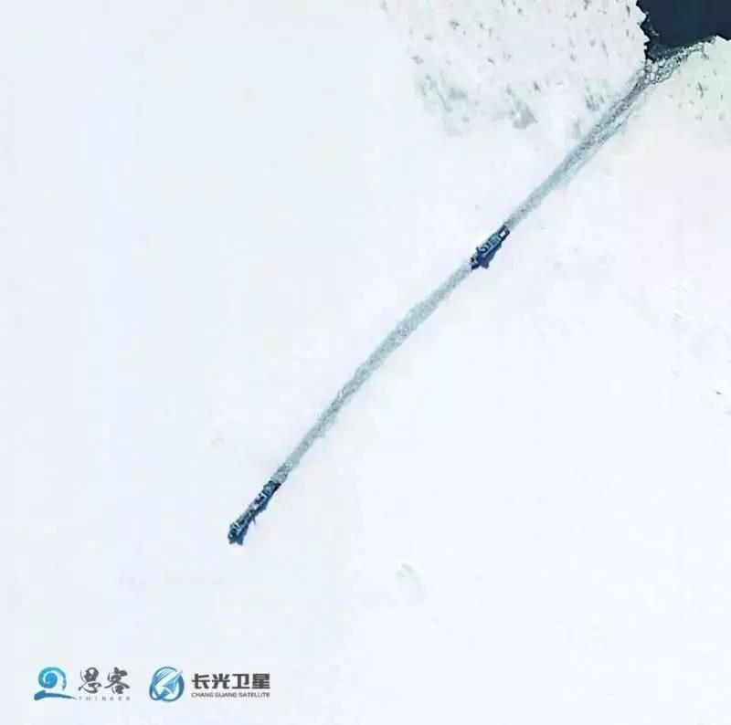 中国卫星围观美军航母!动向一览无遗,美本土基地毫无秘密可言