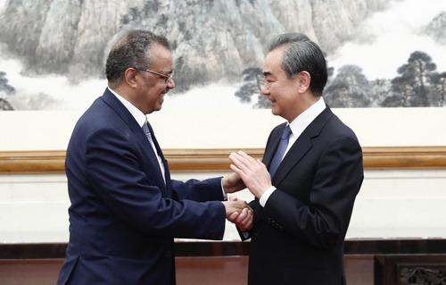 全力以赴战胜疫情 中国已收下全球最强势的应援