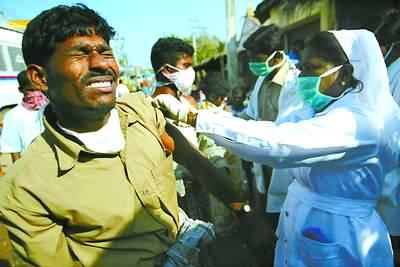 面对新型冠状病毒 印度才叫真正的无能为力