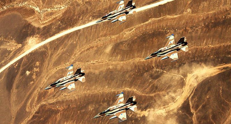 中东战火纷飞 以色列无视俄罗斯警告展开空袭,闯大祸!