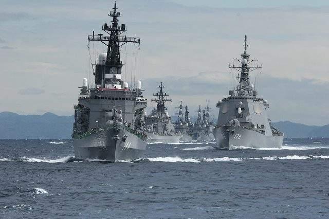自卫队海外派兵又一次突破 日本军方行为要警惕