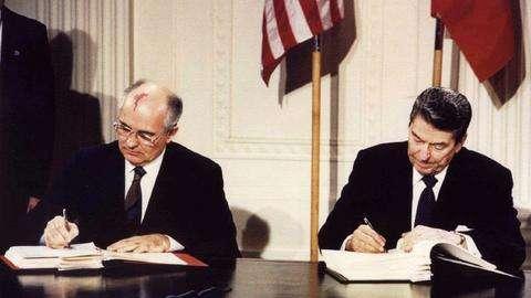 美国高官突然宣布:很快与俄启动核武器控制谈判