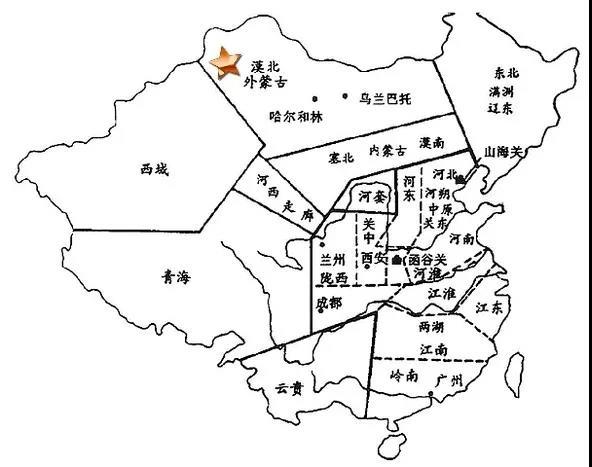 外蒙是怎么脱离中国的?中国曾痛失良机