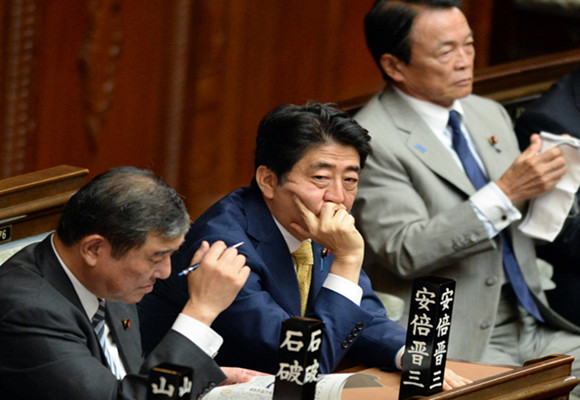 稻田朋美发声:日本女议员太少,应该修改宪法!