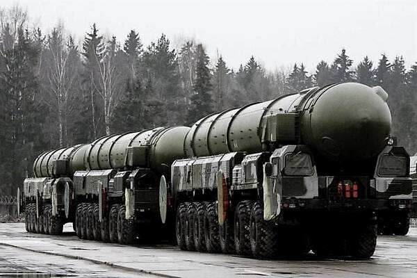 普京直言:核武今后或将淘汰 但我们拥有更厉害的武器!