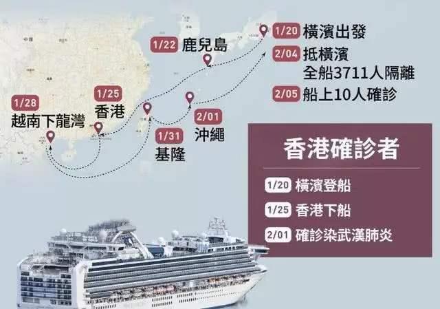 钻石公主号港人致函中国驻日使馆:骄傲身后有强大的祖国