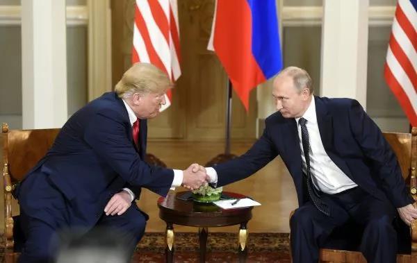 """美媒:特朗普要送普京一个""""世纪大礼""""!"""